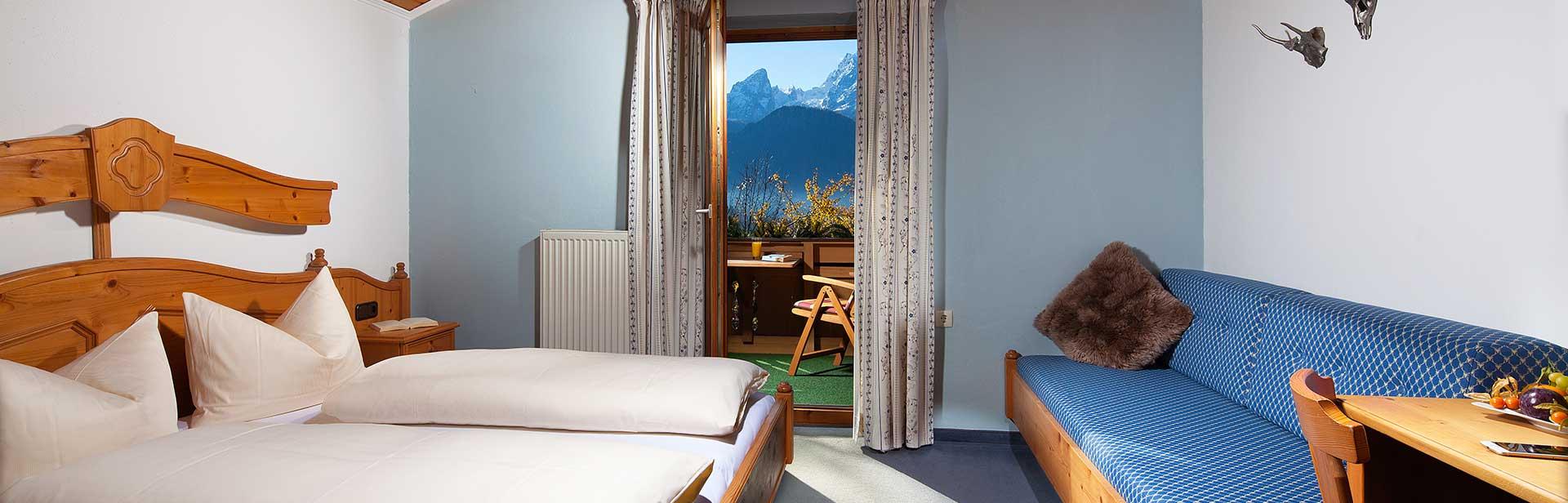 Familienzimmer berchtesgaden familienurlaub for Urlaub familienzimmer